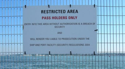 ISPS Commercial Port Regulations
