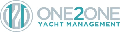 One-to-One Yacht Management Logo
