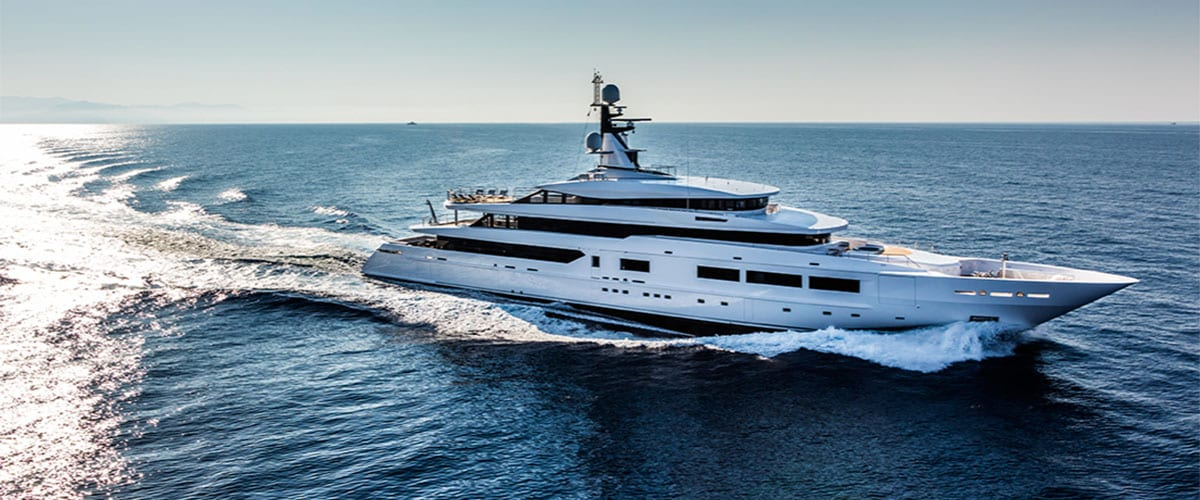 Mega Yacht Management